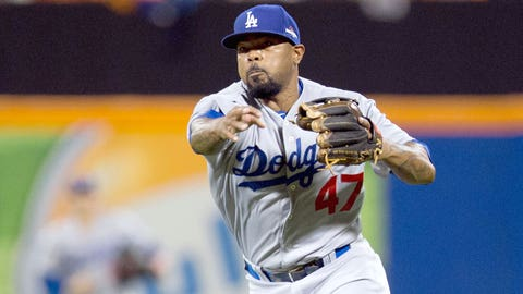 Will the Diamondbacks sign another former Dodger?