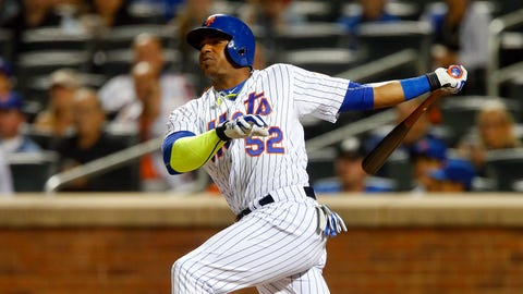 Forget about it: Yoenis Cespedes, Mets