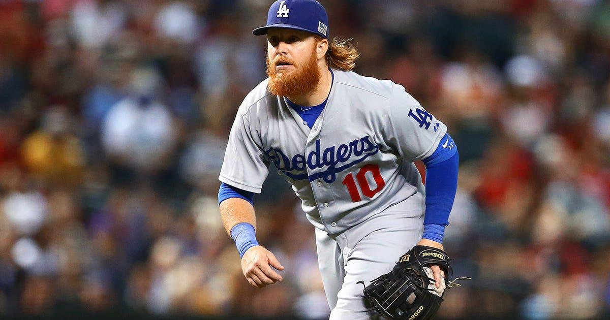Dodgers' Justin Turner optimistic he'll be '100 percent ...