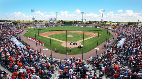 Bright House Field - Philadelphia Phillies (Clearwater, Fla.)