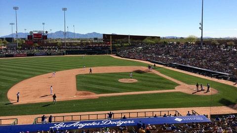 Camelback Ranch - Chicago White Sox/LA Dodgers (Phoenix, Ariz.)