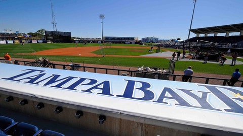 Charlotte Sports Park - Tampa Bay Rays (Port Charlotte, Fla.)