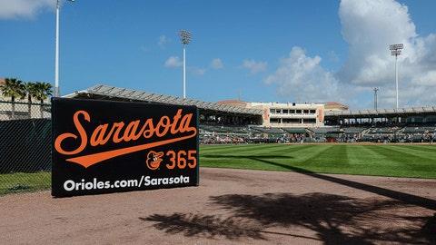 Ed Smith Stadium - Baltimore Orioles (Sarasota, Fla.)