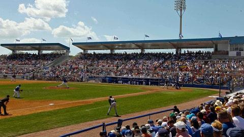 Florida Auto Exchange Stadium - Toronto Blue Jays (Dunedin, Fla.)