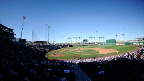 Goodyear Ballpark - Cincinnati Reds/Cleveland Indians (Goodyear, Ariz.)