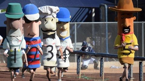Maryvale Baseball Park - Milwaukee Brewers (Phoenix, Ariz.)