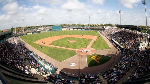 McKechnie Field - Pittsburgh Pirates (Bradenton, Fla.)