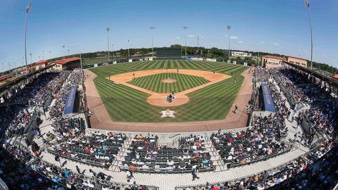 Osceola County Stadium - Houston Astros (Kissimmee, Fla.)