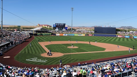 Peoria Sports Complex - San Diego Padres/Seattle Mariners (Peoria, Ariz.)