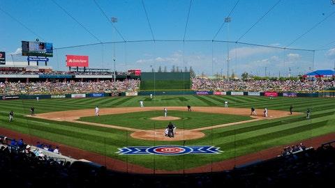 Sloan Park - Chicago Cubs (Mesa, Ariz.)