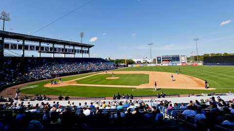 George M. Steinbrenner Field - New York Yankees (Tampa, Fla.)