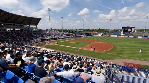 Tradition Field - New York Mets (Port St. Lucie, Fla.)