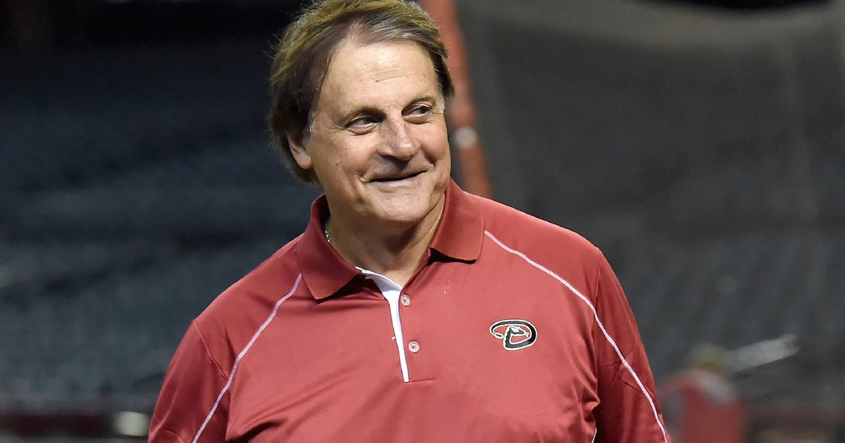 La Russa steps down as D-backs' chief analyst
