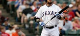 Rangers OF Hamilton in Alabama for 2nd opinion on sore knee