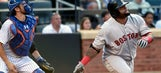 Dombrowski not concerned about Sandoval's weight