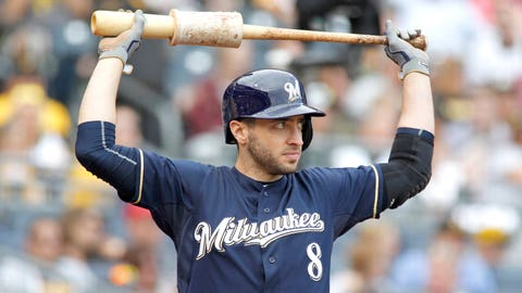 Brewers Shut Out Dodgers 3-0