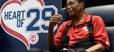 Hall of Famer Rod Carew touched by Twins' tribute on 1st day