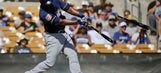 Dodgers touch Peralta for 5 runs in 1st, beat Brewers 6-2