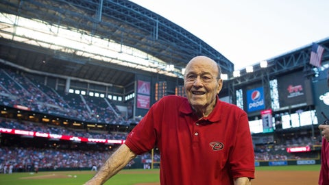 Joe Garagiola, baseball player/broadcaster, Feb. 12, 1926-March 23, 2016