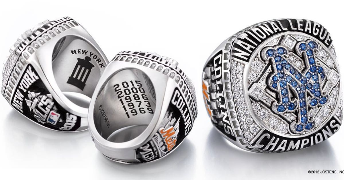 The mets received their spectacular national league champions rings the mets received their spectacular national league champions rings fox sports sciox Images
