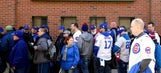 New home clubhouse opens to rousing reviews from Cubs