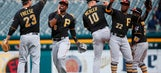 Polanco doubles twice as Pirates beat Tigers, Verlander