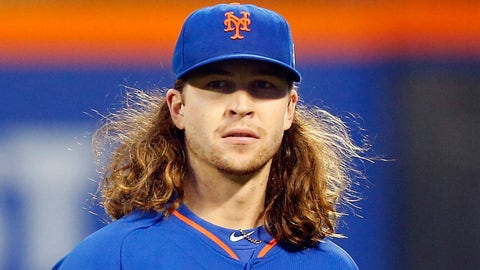 Mets: Jacob deGrom (9th round, 272nd pick, 2010)