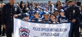 Little League, police come together to honor fallen NYPD officers