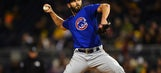 Jake Arrieta continues his dominance to improve to 6-0