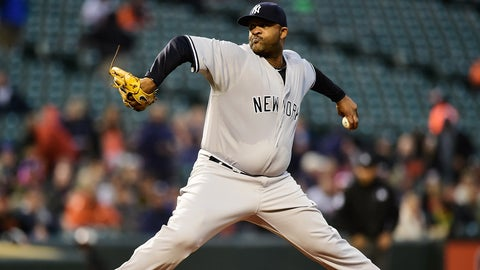 Sabathia solid in Tampa Bay