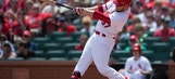 Garcia goes 7, Moss hits long HR as Cardinals blank Phillies