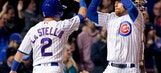 Hendricks, Zobrist lead Cubs past Nationals 5-2