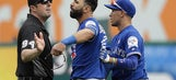 Jose Bautista calls Rangers 'cowardly' after vicious punch