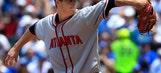 Braves keep losing close games, falling in 13 innings at KC