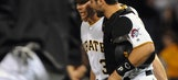 Joyce, Niese lead Pirates to 8-5 win over Braves