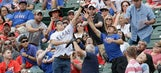 Texas Rangers plan $1B retractable-roof stadium