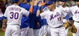 Matz, Conforto lead Mets to 3-2 win over Brewers