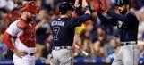 Freeman homers twice to lead Braves past Phillies 7-1