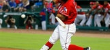 Andrus homers, Odor returns in Rangers' 10-4 win vs Mariners