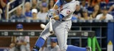 Harvey pitches well but Mets lose to Marlins, 1-0