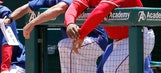 Rangers' Fielder unhappy with benching, respects decision