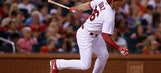 Cardinals rally to beat Giants again, 6-3