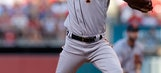 Pence's replacement Parker homers, but Giants lose again
