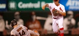 Cardinals demote Wong to make room for Peralta