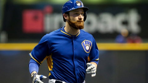 Catcher: Jonathan Lucroy, Milwaukee Brewers