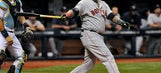 Porcello gets 9th win, Red Sox beat Rays to stop 3-game skid