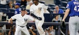 Didi Gregorius hits a walk-off homer to cap a six-run 9th for the Yankees