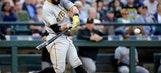 Sean Rodriguez drives in 4 as Pirates beat Mariners 8-1