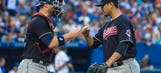 Streaking Indians win 13th straight, beat Blue Jays 4-1
