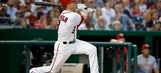 Espinosa hits slam, 3-run HR as Nationals crush Reds 13-4